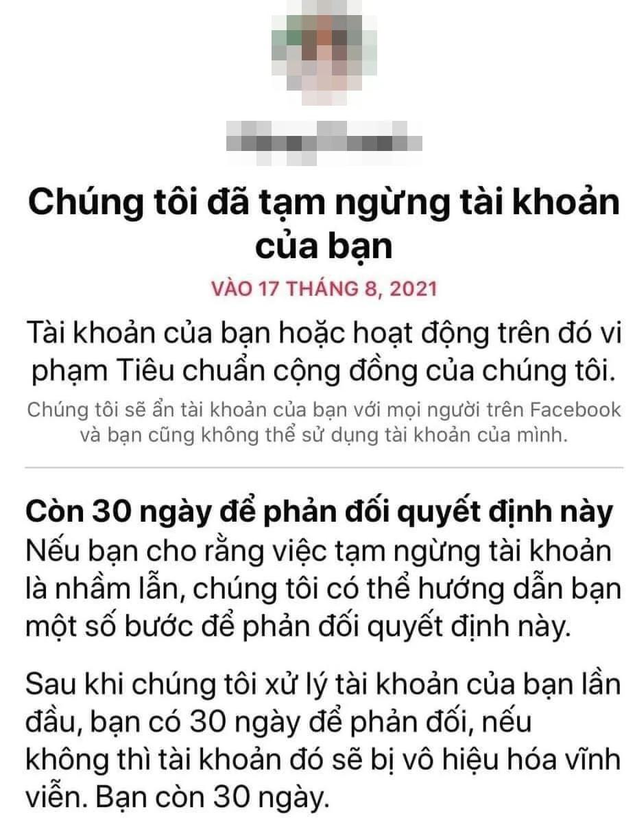 MC Trần Ngọc VTV tỏ thái độ trước sự việc loạt tài khoản Facebook 'bay màu' trong đêm 1