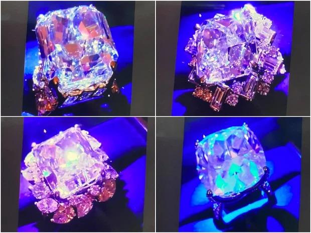 BST kim cương 'lóa mắt' của bà Phương Hằng, giá trị nhất là viên kim cương 'big size' khiến bao người ao ước 5