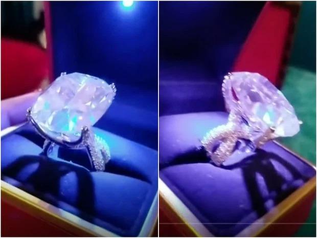 BST kim cương 'lóa mắt' của bà Phương Hằng, giá trị nhất là viên kim cương 'big size' khiến bao người ao ước 4