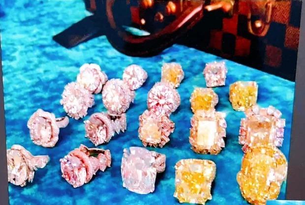 BST kim cương 'lóa mắt' của bà Phương Hằng, giá trị nhất là viên kim cương 'big size' khiến bao người ao ước 2