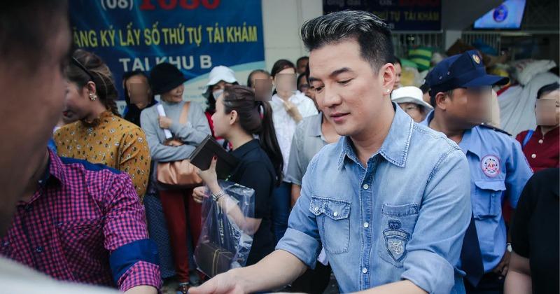 Trước khi vướng nghi vấn 'nối gót' Hoài Linh, Đàm Vĩnh Hưng có loạt hành động liên quan trực tiếp đến lời tố cáo 1