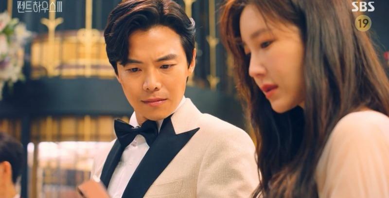 Cuộc chiến thượng lưu 3 tập 12: Shim Su Ryeon ra tay kết liễu Ju Dan Tae nhưng tính mạng không được bảo toàn 10