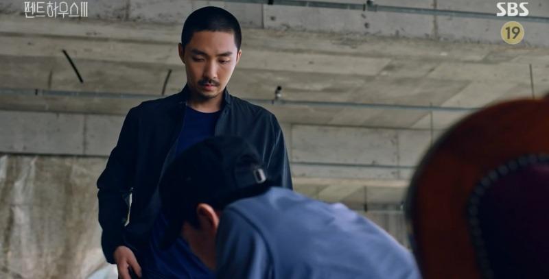 Cuộc chiến thượng lưu 3 tập 12: Shim Su Ryeon ra tay kết liễu Ju Dan Tae nhưng tính mạng không được bảo toàn 8