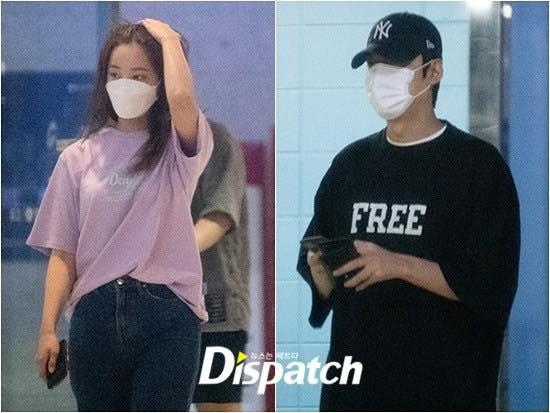 Không phải Kim Go Eun, Lee Min Ho bị Dispatch khui ảnh hẹn hò với cựu thành viên Momoland 1