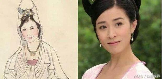 Dàn mỹ nhân cổ trang Cbiz trong tranh vẽ: Triệu Lệ Dĩnh như phạm nhân, 'trùm cuối' Triệu Vy mới bất ngờ 11