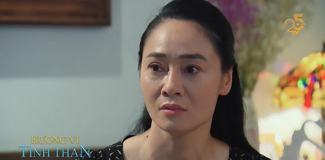 Hương vị tình thân phần 2 tập 29: Thy 'dằn mặt' tiểu tam, bà Xuân bị ông Khang lột bộ mặt thật 4
