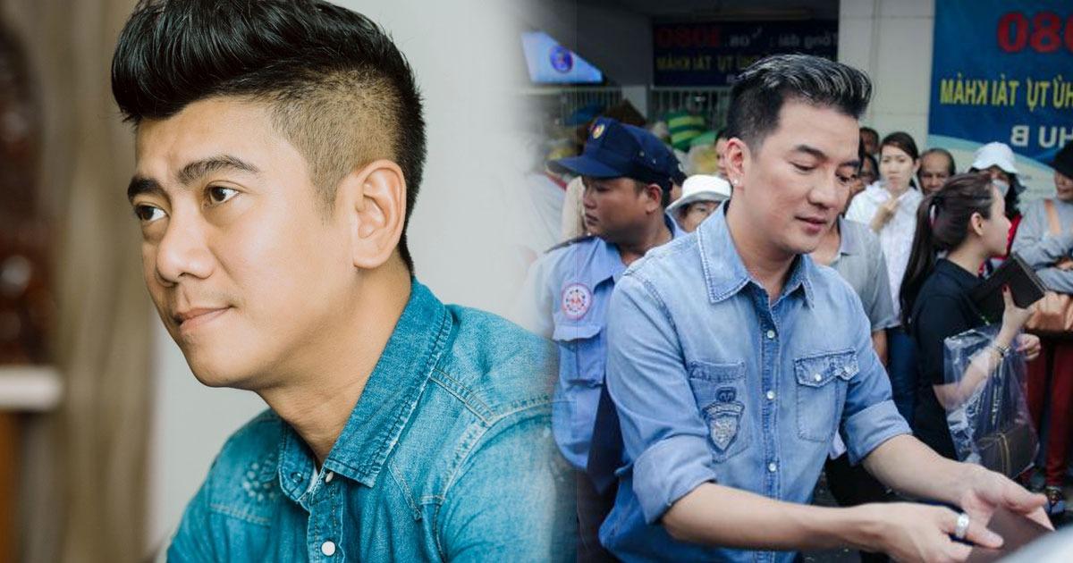 Trương Đan Huy bị tố 'nuôi ong tay áo' với Đàm Vĩnh Hưng sau khi bóc trần thói 'lừa người' trong giới nghệ sĩ 1