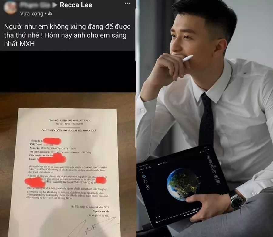 Huỳnh Anh bị khơi lại chuyện quá khứ sau phát ngôn đụng chạm đến tình cũ Hoàng Oanh 5