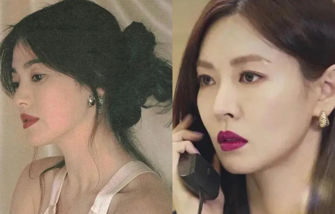 Rò rỉ hình ảnh Song Hye Kyo trong quá khứ, nhan sắc lép vế hoàn toàn trước 'ác nữ' màn ảnh Hàn 8