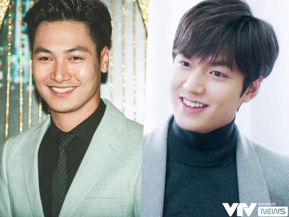 Mạnh Trường 'đứng hình' mất vài giây khi được ví điển trai 'trên cơ' tài tử Hàn Quốc Lee Min Ho 4