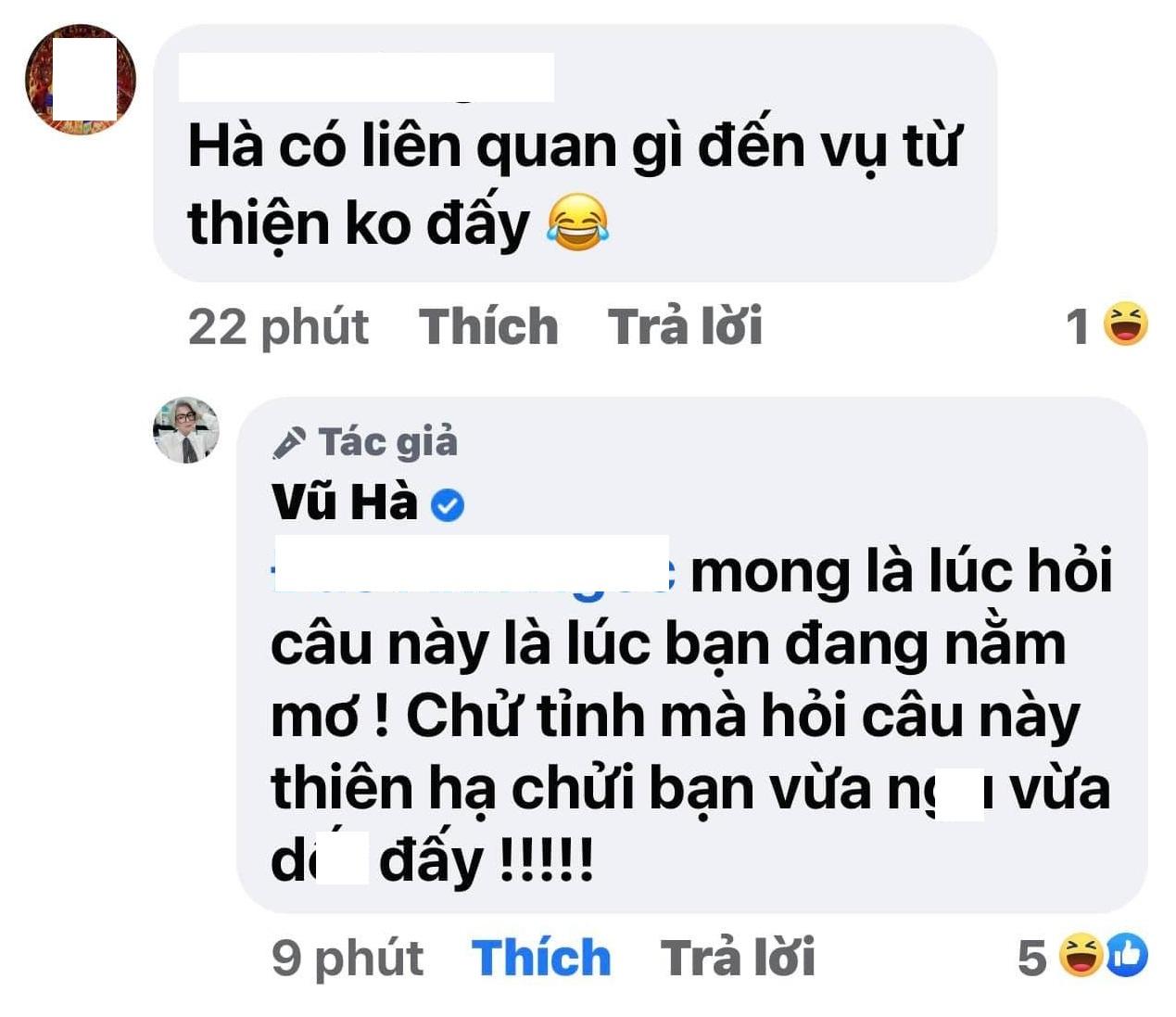 Vũ Hà 'xù lông' bảo vệ Đàm Vĩnh Hưng với màn phản pháo 'xanh rờn' khiến dân tình ngã ngửa 6