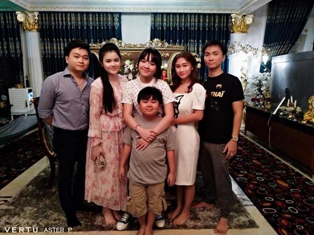 Bà Phương Hằng hiếm hoi hé lộ về hạnh phúc nơi 'danh gia vọng tộc' 3
