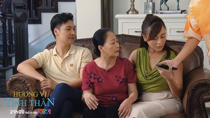 Hương vị tình thân phần 2 tập 41: Quá khứ của ông Sinh bị phanh phui trước gia đình Long 5