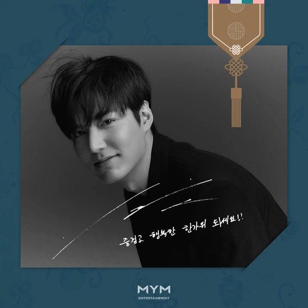 Sao Kbiz nô nức trong Tết Trung thu: BTS cực bảnh với Hanbok, Lisa bánh bèo 12