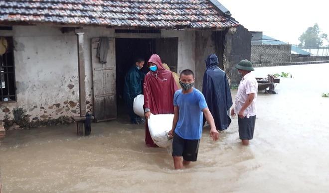 2 tỉnh miền Trung chịu thiệt hại nặng nề giữa mùa mưa lũ 2
