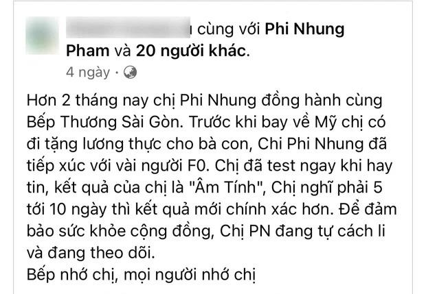 Nghẹn lòng với lời chia sẻ cuối cùng của Phi Nhung trước khi qua đời 3
