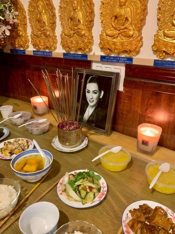 Nhật Kim Anh bất ngờ vướng thị phi khi có hành động tưởng niệm Phi Nhung  4