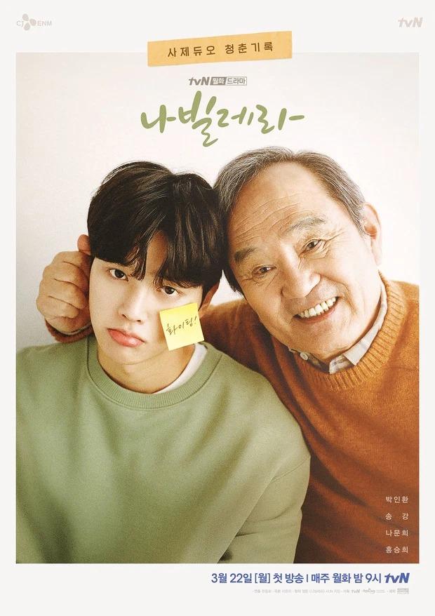 Top 10 phim Hàn hot nhất trên Douban: 5 phim thường xuyên chễm chệ top Netflix Việt Nam 10