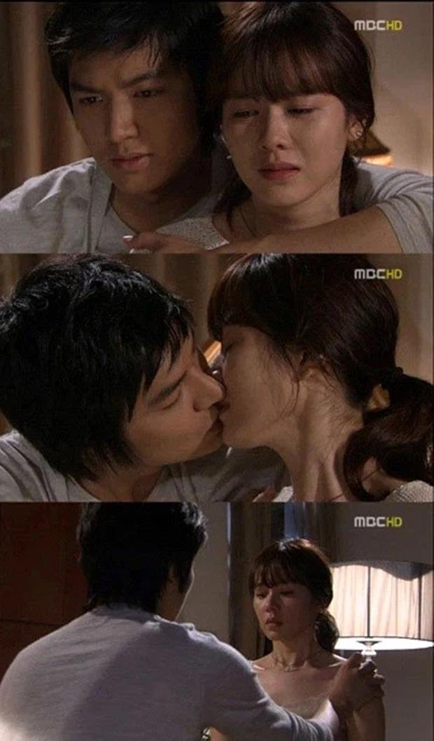 Son Ye Jin bị đào lại quá khứ với cảnh 'chăn gối' bên Lee Min Ho giữa lúc yêu đương mặn nồng với Hyun Bin 2