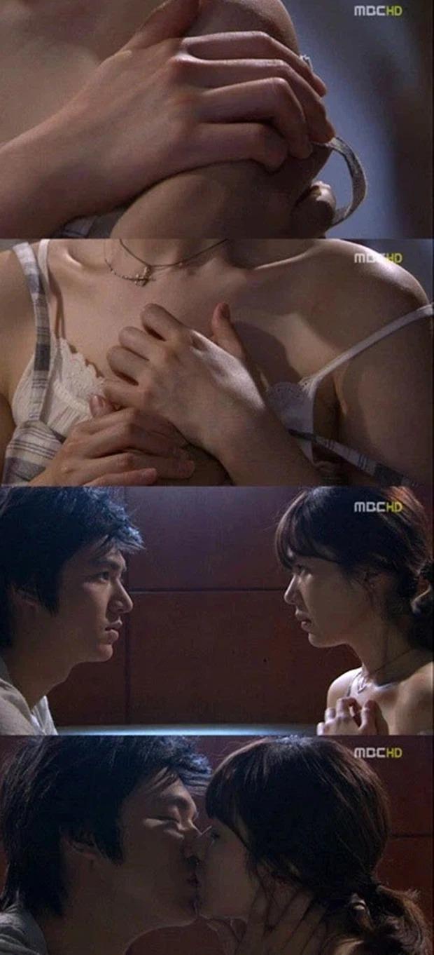 Son Ye Jin bị đào lại quá khứ với cảnh 'chăn gối' bên Lee Min Ho giữa lúc yêu đương mặn nồng với Hyun Bin 3