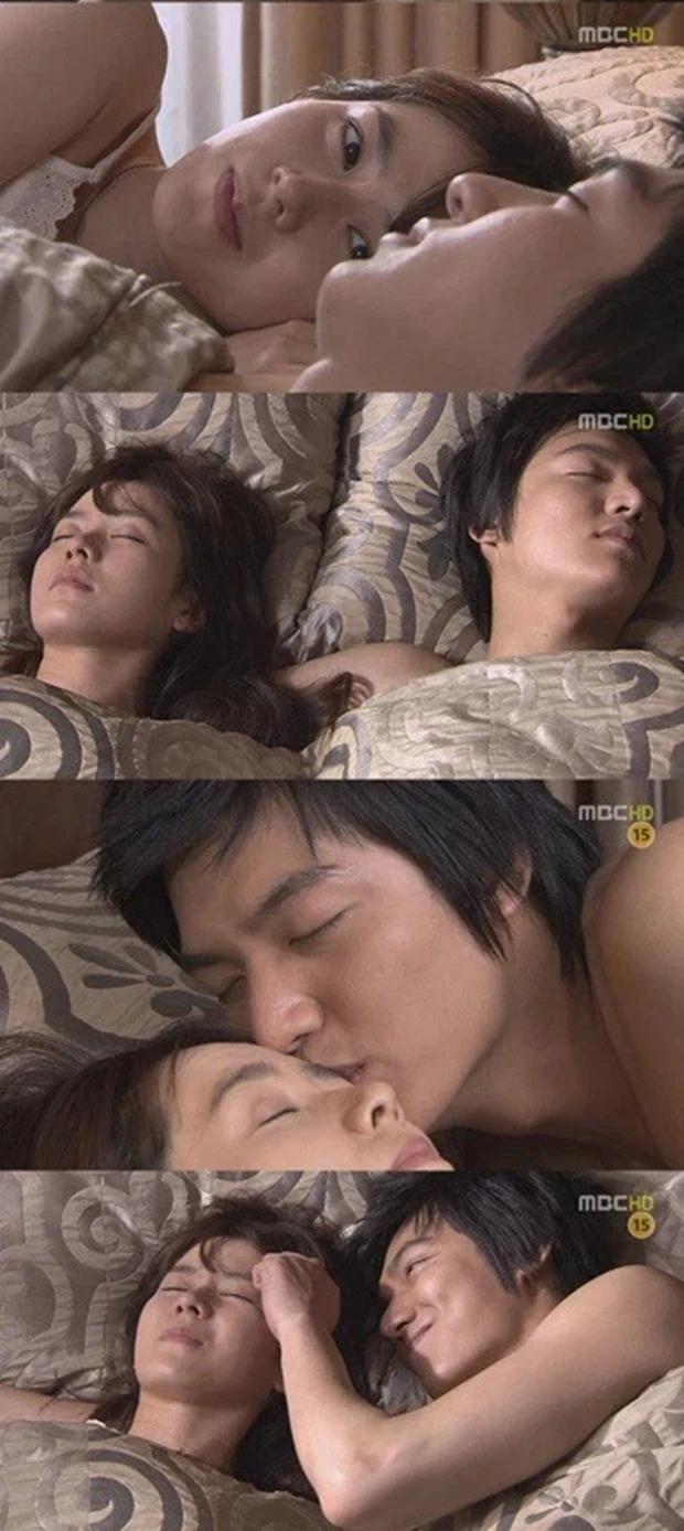 Son Ye Jin bị đào lại quá khứ với cảnh 'chăn gối' bên Lee Min Ho giữa lúc yêu đương mặn nồng với Hyun Bin 4