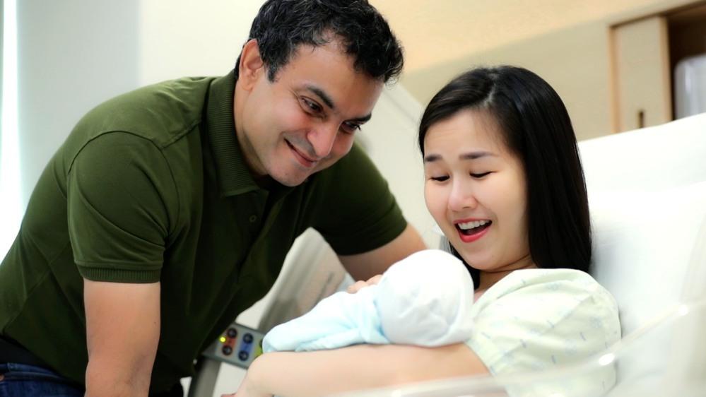 Con gái Võ Hạ Trâm mới sinh gặp vấn đề sức khỏe, tái phát nhiều lần 1