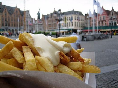 Cách làm món khoai tây chiên kiểu Bỉ nổi tiếng thế giới mùa Olympic 2