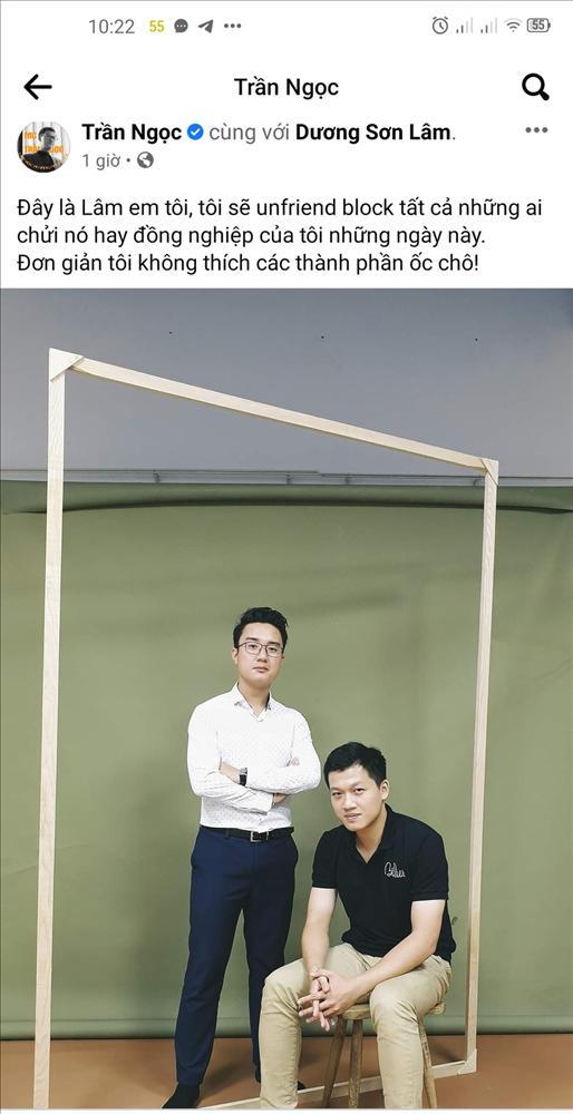 MC Trần Ngọc gọi ẩn ý 'thành phần ốc chô' sau vụ VTV ví von 'não thú' 2