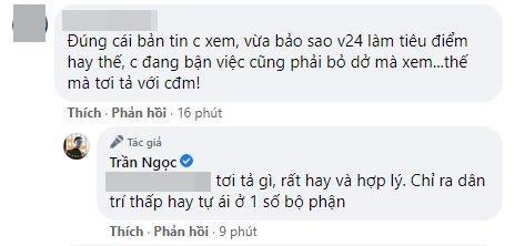 MC Trần Ngọc gọi ẩn ý 'thành phần ốc chô' sau vụ VTV ví von 'não thú' 3