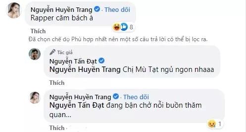 Hết Cindy Lư, Đạt G lại 'rải thính' ngọt MC, diễn viên VTV sau màn 'đi đường quyền' với Du Uyên? 2