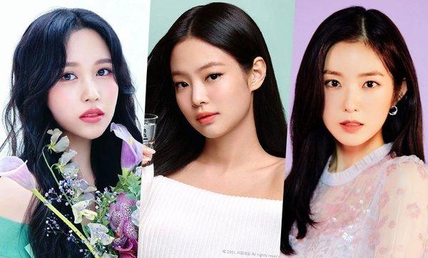 40 Idol Kpop được tìm kiếm nhiều nhất tại Mỹ 2021: BTS, Black Pink, GD, Irene nhìn 'muốn xỉu' 3