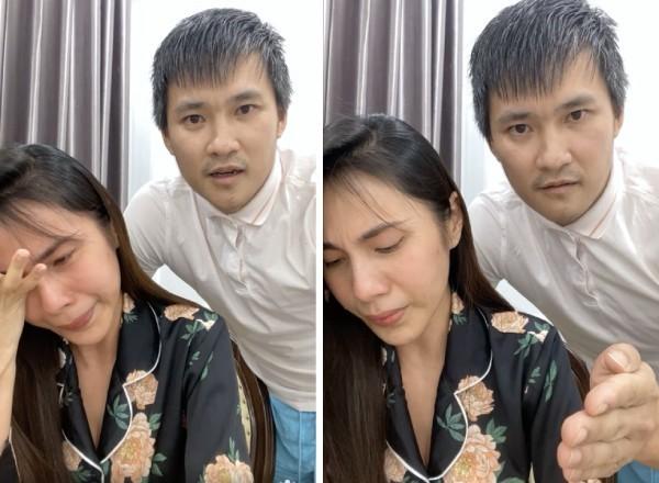 Livestream Thủy Tiên, Công Vinh 'vượt mặt' bà Phương Hằng khiến nữ CEO lập tức có động thái 2