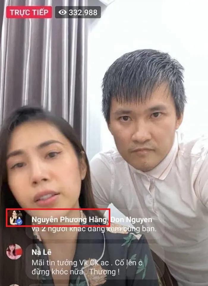 Livestream Thủy Tiên, Công Vinh 'vượt mặt' bà Phương Hằng khiến nữ CEO lập tức có động thái 3