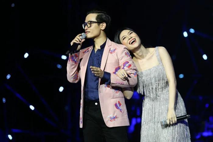 Mỹ Tâm bất ngờ bị Hà Anh Tuấn 'tán tỉnh tế nhị', thái độ của 'chị đẹp' khiến fan 'hú hét' 3