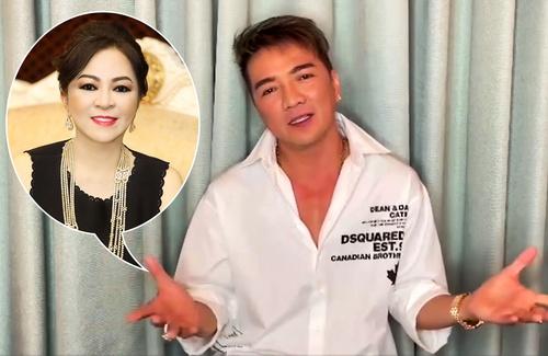 Sao Việt 'vui như Tết' đi 'hóng' bà Phương Hằng 'công chuyện' với Đàm Vĩnh Hưng 2