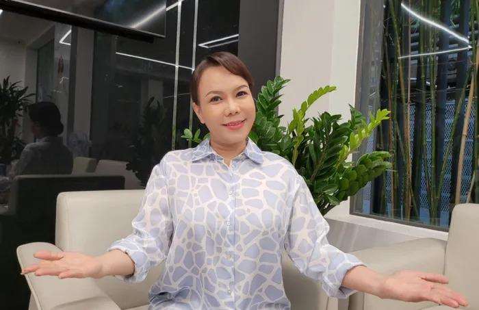 'Nhớ đời' vì mất quá nhiều bình oxy, Việt Hương đành 'đánh dấu chủ quyền' theo cách này 1