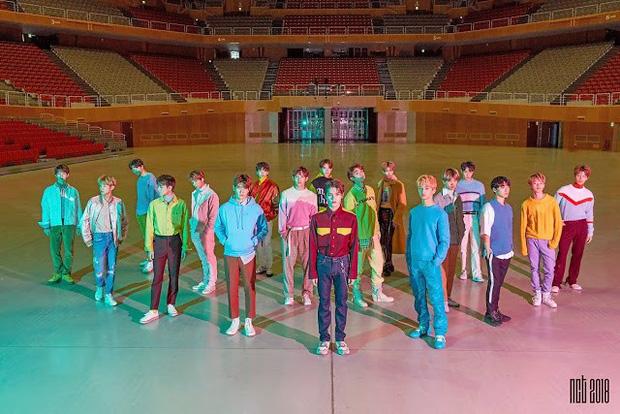 SM đang 'âm thầm' thay đổi vị trí center của NCT 'thần không biết, fan không hay' 2