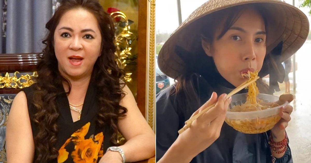 Showbiz 17/9: Thủy Tiên 'kì lạ' ngay trước livestream trực tiếp 'đối chứng' bà Phương Hằng; MC Phan Anh thừa thắng vụ từ thiện 2