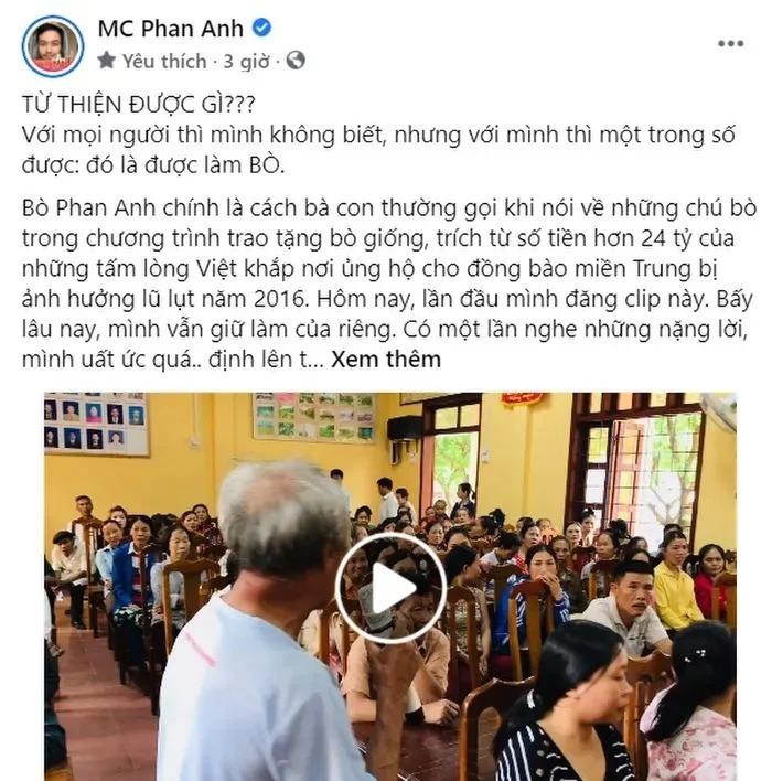 MC Phan Anh kể chuyện đón Trung Thu, rước đèn 'ứa nước mắt' trong quá khứ 3