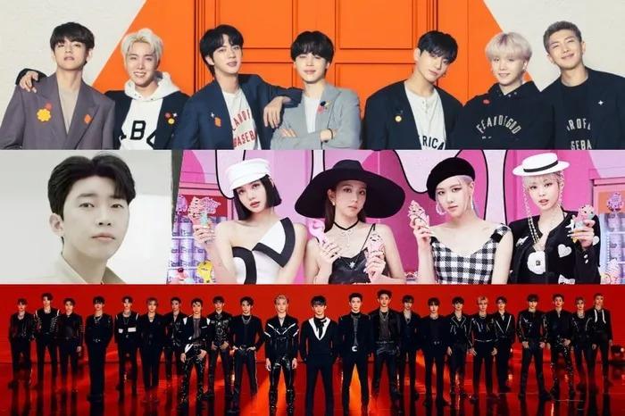 BXH thương hiệu Idol Kpop tháng 9/2021: BLACKPINK 'cọ nhiệt' BTS, NCT vươn mình vượt trội 7