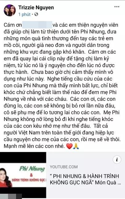 Danh tính người phụ nữ hứa lo liệu tương lai cho các con Phi Nhung 3