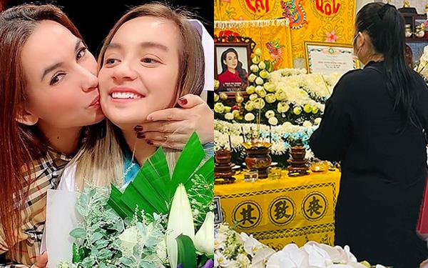 Phương Thanh nhắn nhủ Phi Nhung trước khi cô từ biệt, 'bay' về Mỹ với con: 'Nàng buông và đi nhé' 3