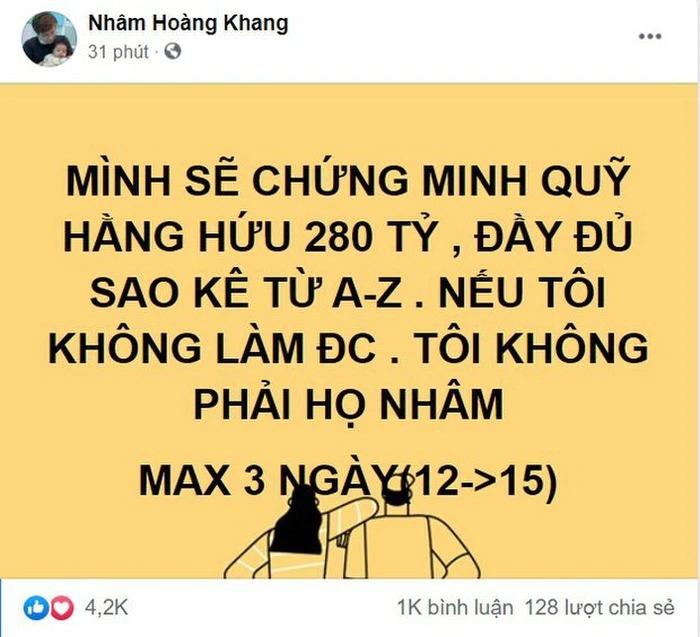 'Cậu IT' Nhâm Hoàng Khang từng thân thiết với bà Phương Hằng bất ngờ 'lật kèo' khi bị bắt 2