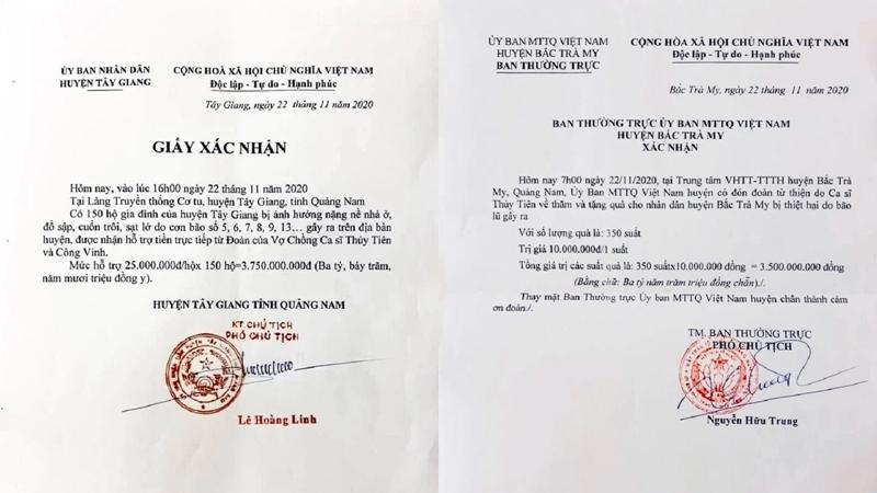 Showbiz 24h: Thêm một tỉnh áp lực cho Thủy Tiên về tiền cứu trợ; Lê Hoàng tiết lộ Trấn Thành 'gia trưởng' 2