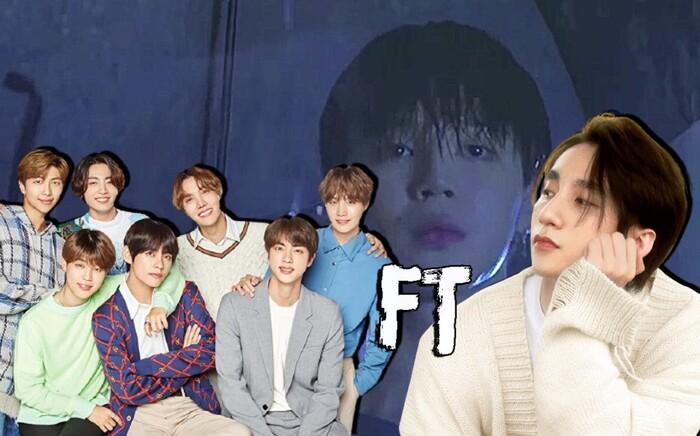 Sơn Tùng lại ngẫu nhiên thể hiện Danger của BTS, chứng minh đẳng cấp 'fan ruột'? 2