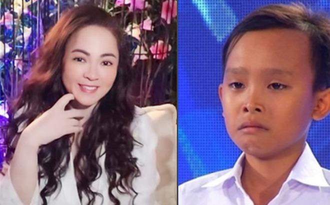Showbiz 24h: Con trai bà Phương Hằng để lộ bí mật trong gia đình bề thế; Thủy Tiên thở phào tiền từ thiện 1