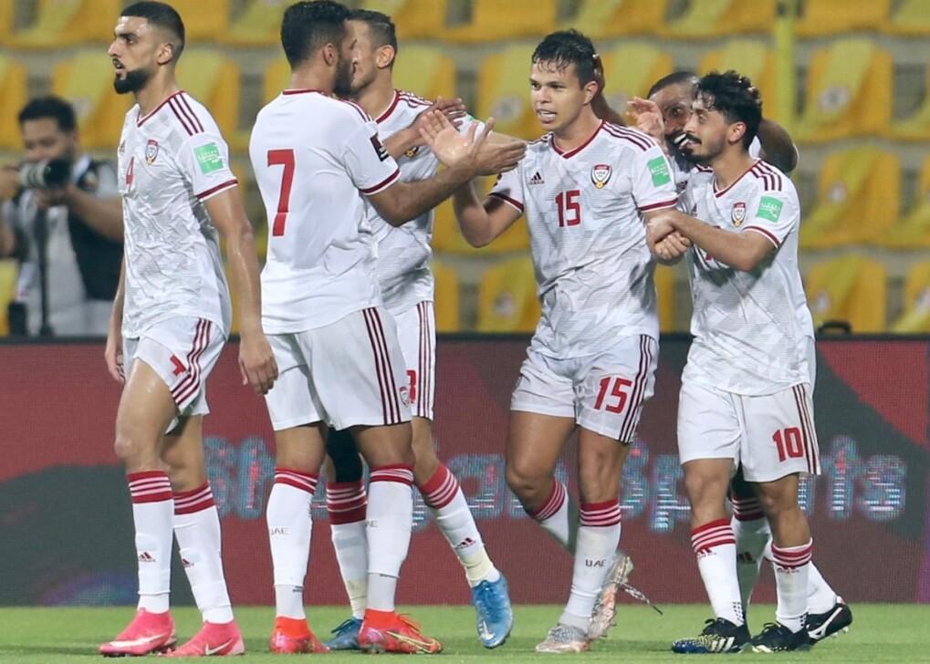 Hủy diệt Malaysia bằng cơn mưa bàn thắng, UAE đem tin vui đến với thầy trò HLV Park Hang-seo 2