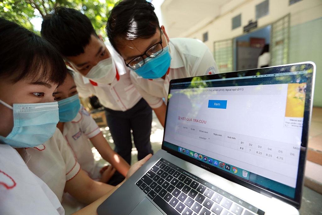 Tra cứu điểm thi THPT 2021 Hưng Yên, cập nhật điểm thi THPT 2021 Hưng Yên nhanh nhất 2