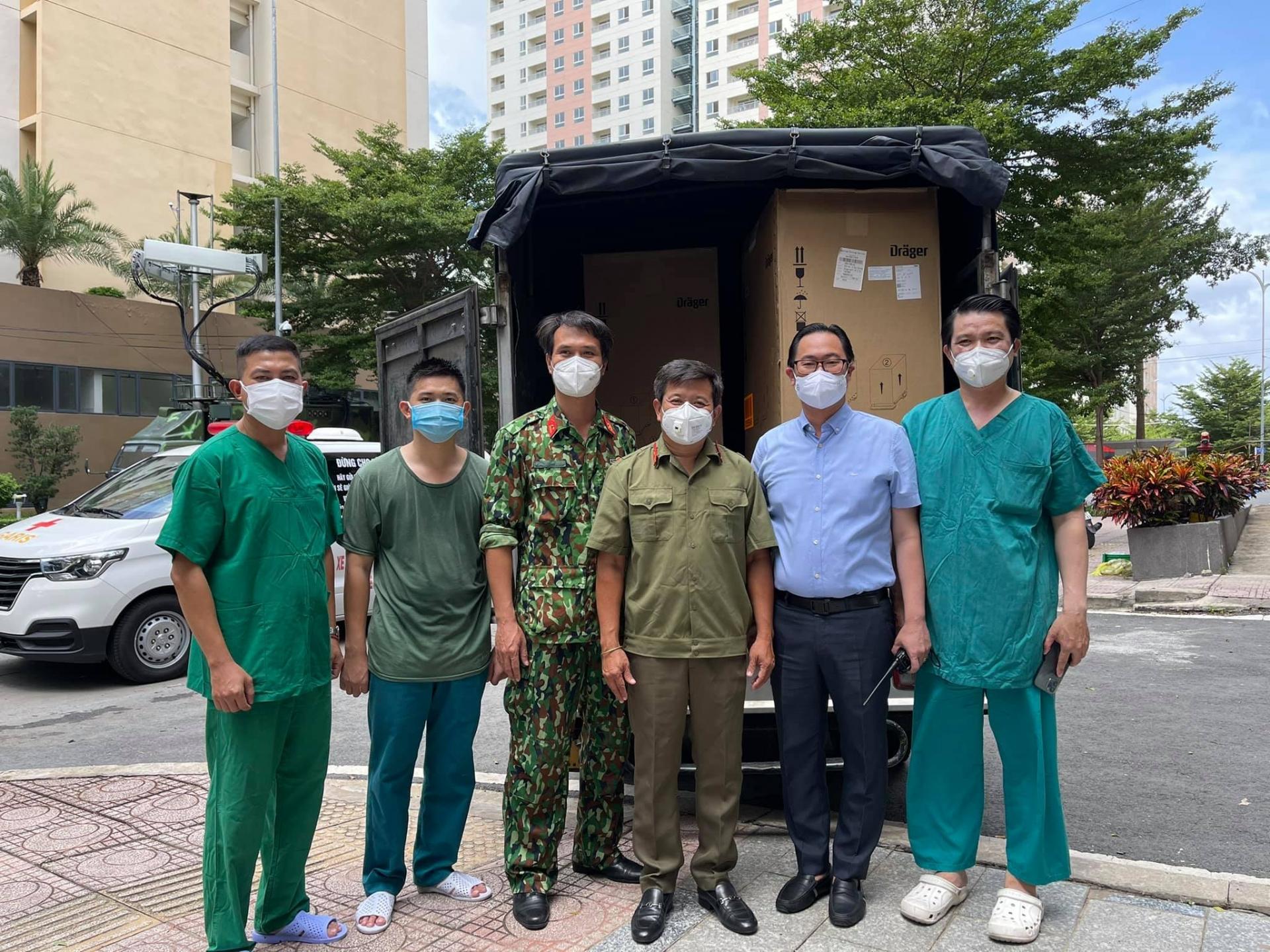 Nhận nóng 3 tỷ đồng, ông Đoàn Ngọc Hải lập tức gửi hỗ trợ đặc biệt cho Sài Gòn 3