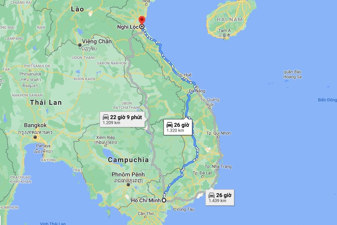Cụ bà đi bộ hơn 1300 cây số từ TP.HCM về Nghệ An, mạnh thường quân cho tiền cũng không nhận vì chỉ muốn về nhà 2